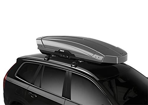 Thule Motion XT (629800) Dachbox - Titan Glossy/Dunkelgrau Glänzend