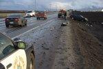 Autounfall mit Dachbox im Test
