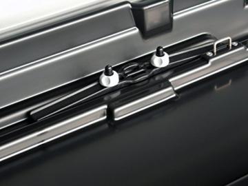 Kamei Dachbox 510 schwarz-met. 510 L Duo-Lift -