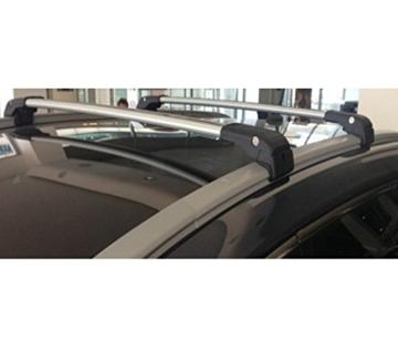 Kremer 13.WCA.02.15.V2.G Dachträger für Railing Integration Technische Daten für Hyundai Tucson ab 2015 -