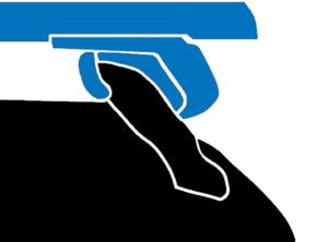 geschlossene Dachreling Dachträger