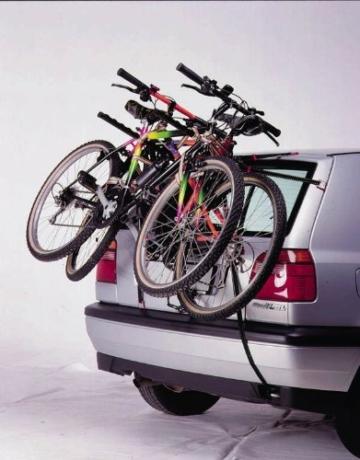 Menabo Biki Fahrradträger Heckträger für 3 Fahrräder - 2