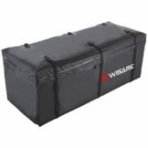 WISAMIC Heckbox Für Anhängerkupplung Auto Hintere Gepäcktasche - Wasserdicht Transporttasche 60 x 24 x 24 Zoll (566 Liter) 500 x 500 D PVC Tarpulin - 1