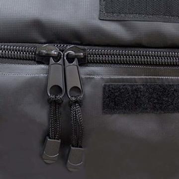 WISAMIC Heckbox Für Anhängerkupplung Auto Hintere Gepäcktasche - Wasserdicht Transporttasche 60 x 24 x 24 Zoll (566 Liter) 500 x 500 D PVC Tarpulin - 3