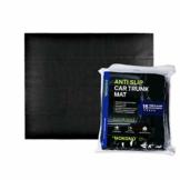 MOKONO®️ Antirutschmatte - extra groß 180x120 - schwarz - individuell zuschneidbar - Kofferraummatte für festen Halt im Auto - 1