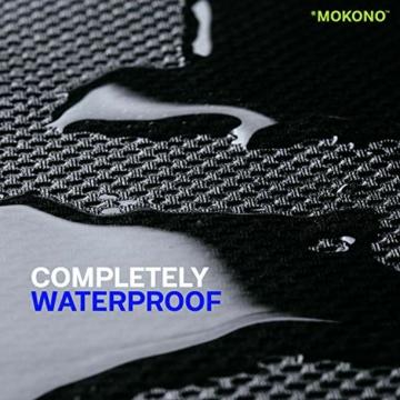 MOKONO®️ Antirutschmatte - extra groß 180x120 - schwarz - individuell zuschneidbar - Kofferraummatte für festen Halt im Auto - 3